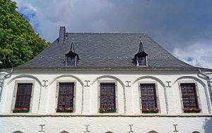 Altes Rathaus in ERKELENZ ( bei Mnchengladbach )