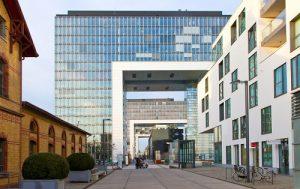 Rheinauhafen im modernen Kln
